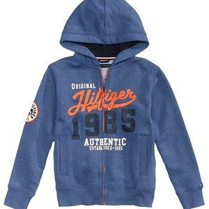 Tommy HIlfiger Boys Graphic Hoodie Size L ( 16/18)
